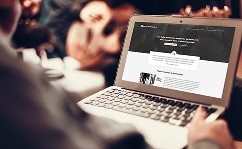 Thème WordPress pour Eglise